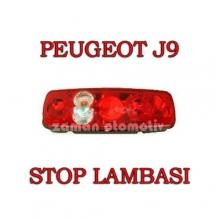 Stop Lamba Peugeot J9 - Bmc