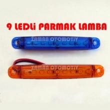 9 Ledli Parmak Lamba - 24V