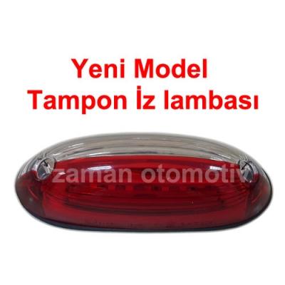 Tampon İz Lambası - Yeni Model