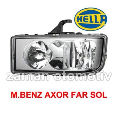 Hella - M. Axor Komple Far Sol