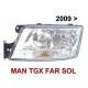 Man Tgx Far - Sol
