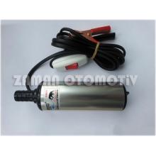 Dalgıç Mazot Pompası - 12V Anahtarlı Küçük