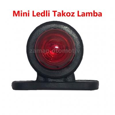 Mini Ledli Takoz Lamba