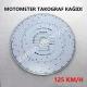 Takograf Kağıdı - 125 km - Motometer
