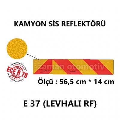 Çapraz Sis Reflektör Levha - Kamyon