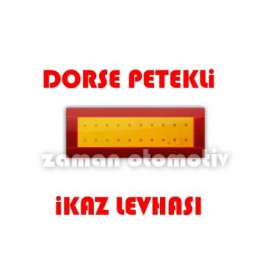Dorse - Tır Sis İkaz Levhası - Alkotek