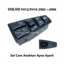 Volvo Sol Cam Anahtarı Ayna Ayarlı SS8820