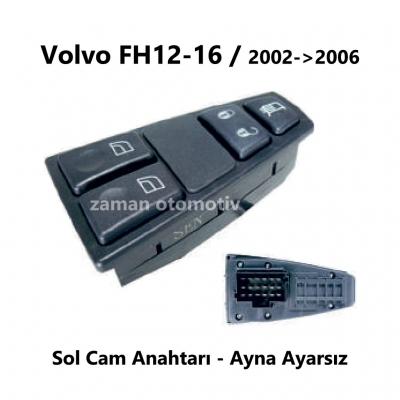 Volvo Sol Cam Anahtarı Ayna Ayarsız SS8810