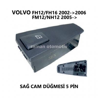 Volvo Sağ Cam Açma Kapama Düğmesi SS8830
