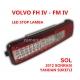 VOLVO FH IV - FM IV LED STOP LAMBASI SOL (YANDAN SOKETLİ) 2012 SONRASI