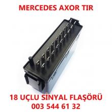 Sinyal Flaşörü AXOR 1840 - ACTROS - 18 Uçlu - 0035445032