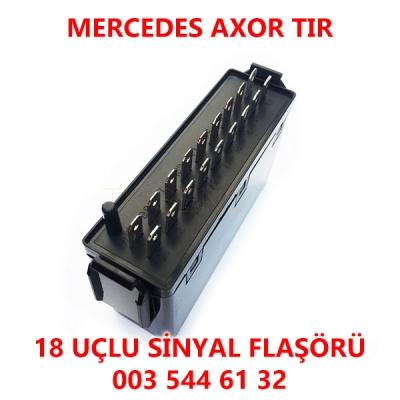 Sinyal Flaşörü AXOR 1840 - ACTROS - 18 Uçlu - 0035446132