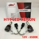 AEM H11 Xenon Led Far Ampulü 12V 6500K Fanlı