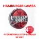 Hamburger Stop Lamba