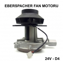 EBERSPACHER FAN MOTORU 24V - D4