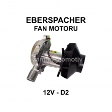 EBERSPACHER FAN MOTORU 12V - D2