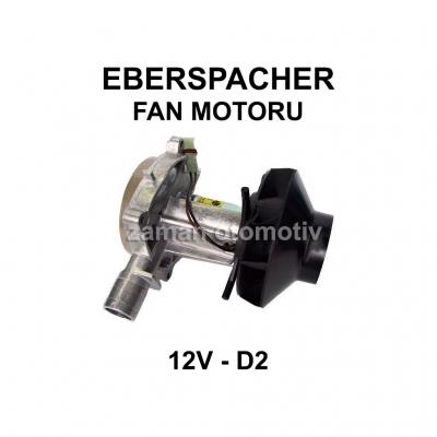 EBERSPACHER FAN MOTORU 12V - D2