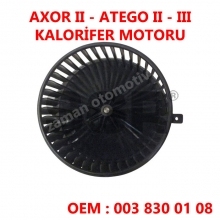 AXOR ATEGO KALORiFER MOTORU - 0038300108