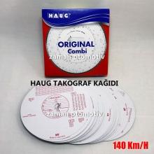 Takograf Kağıdı Haug - 140 km