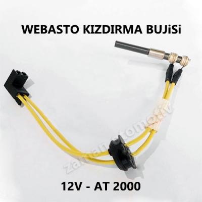 WEBASTO KIZDIRMA BUJiSi 12V - AT 2000