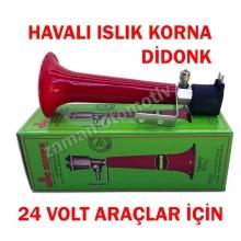 24V Islık Korna Didonk - Havalı