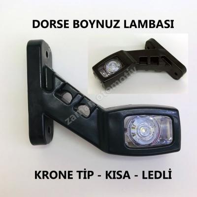 Dorse İşaret Lambası Krone Tip - Kısa